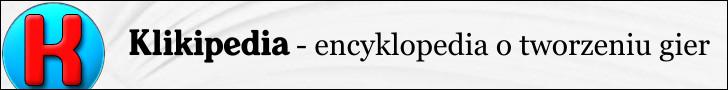 Klikipedia - encyklopedia o tworzeniu gier